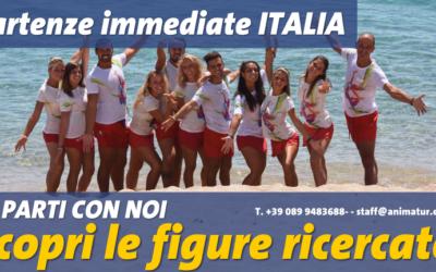 Partenze immediate Italia: scopri le figure ricercate
