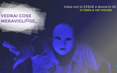 Stage Animatori Turistici: aperte le iscrizioni per lo Stage Animatur in Sicilia