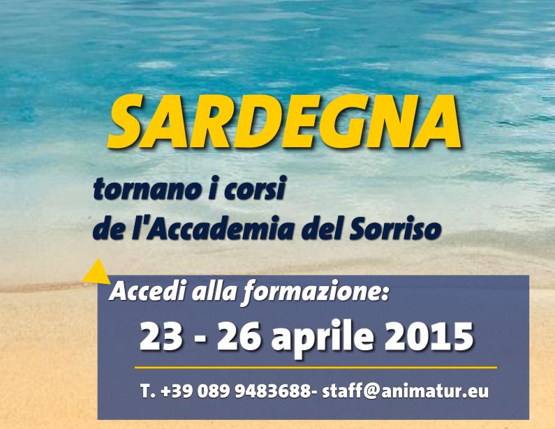 Accademia del Sorriso: iscrizione ai corsi in Sardegna
