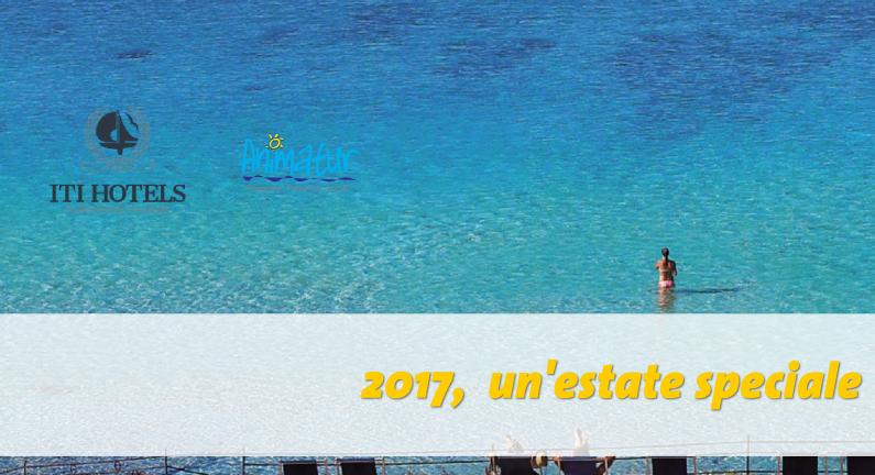 2017, ancora più speciale l'estate di ITI HOTELS